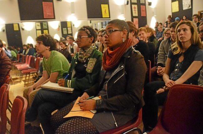 Williamstown's Buxton School hosts talk by Vermont Gov. Peter Shumlin