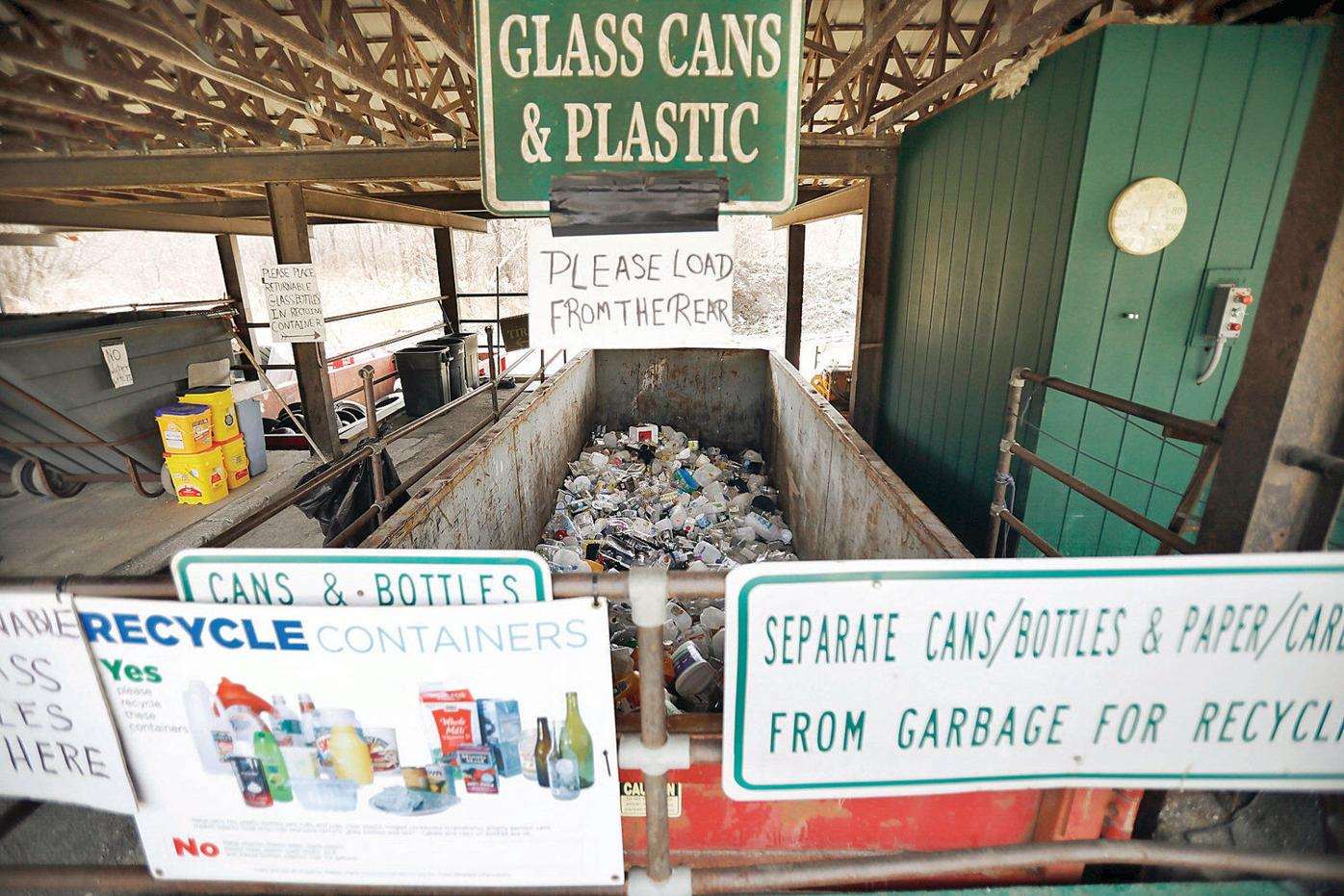 Berkshires bucking nation's downward trend on recycling