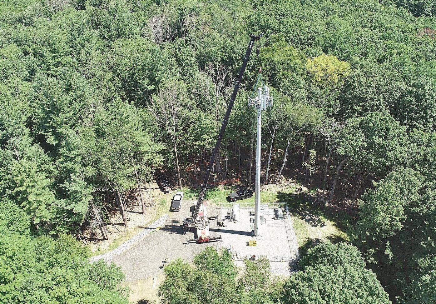 As cell tower rises, neighborhood challenge to Pittsfield project faces new legal test (copy)