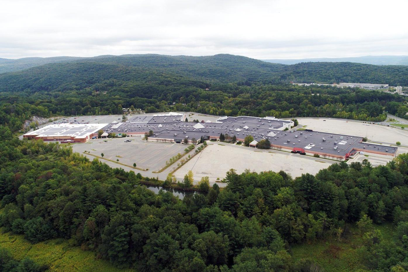 The 5 futures: Proposed Berkshire Mall plans