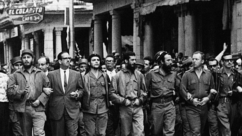 CUBA LOS COMANDANTES DE LA REVOL