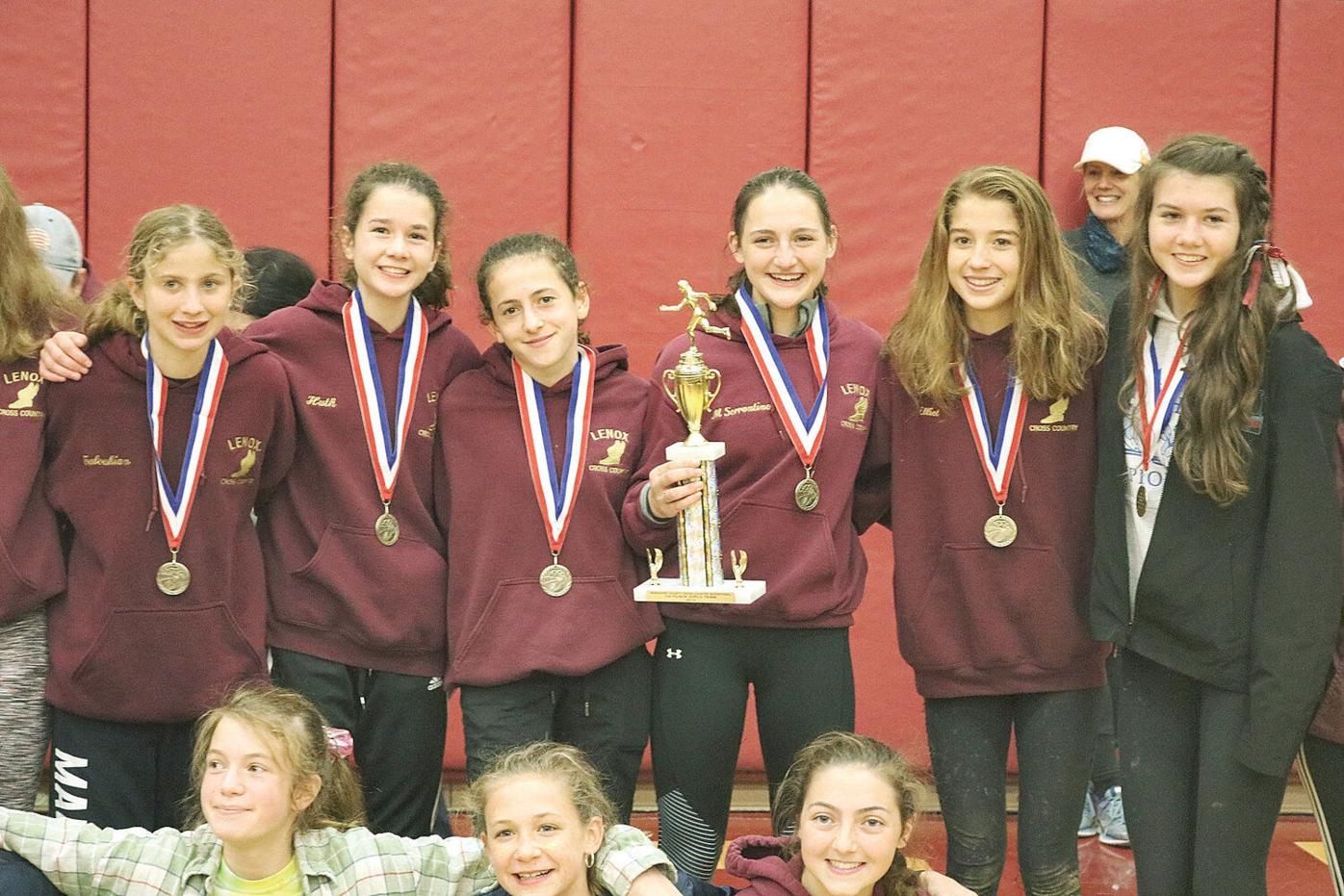 Mount Greylock's Josie Smith, Jesse Seid race to wins at Berkshire County Individuals; Greylock boys, Lenox girls claim team titles