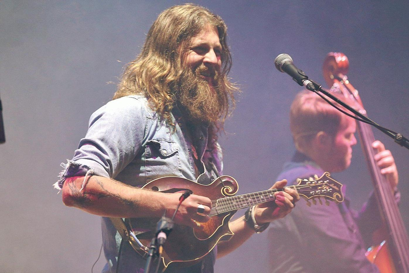 Greensky Bluegrass covers more than one patch of musical terrain