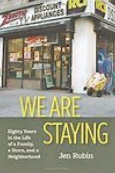 Book Review: 'We Are Staying' is a tribute to a community-based small business