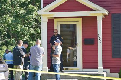 Pittsfield officer whose gun was apparently used in shooting to step down
