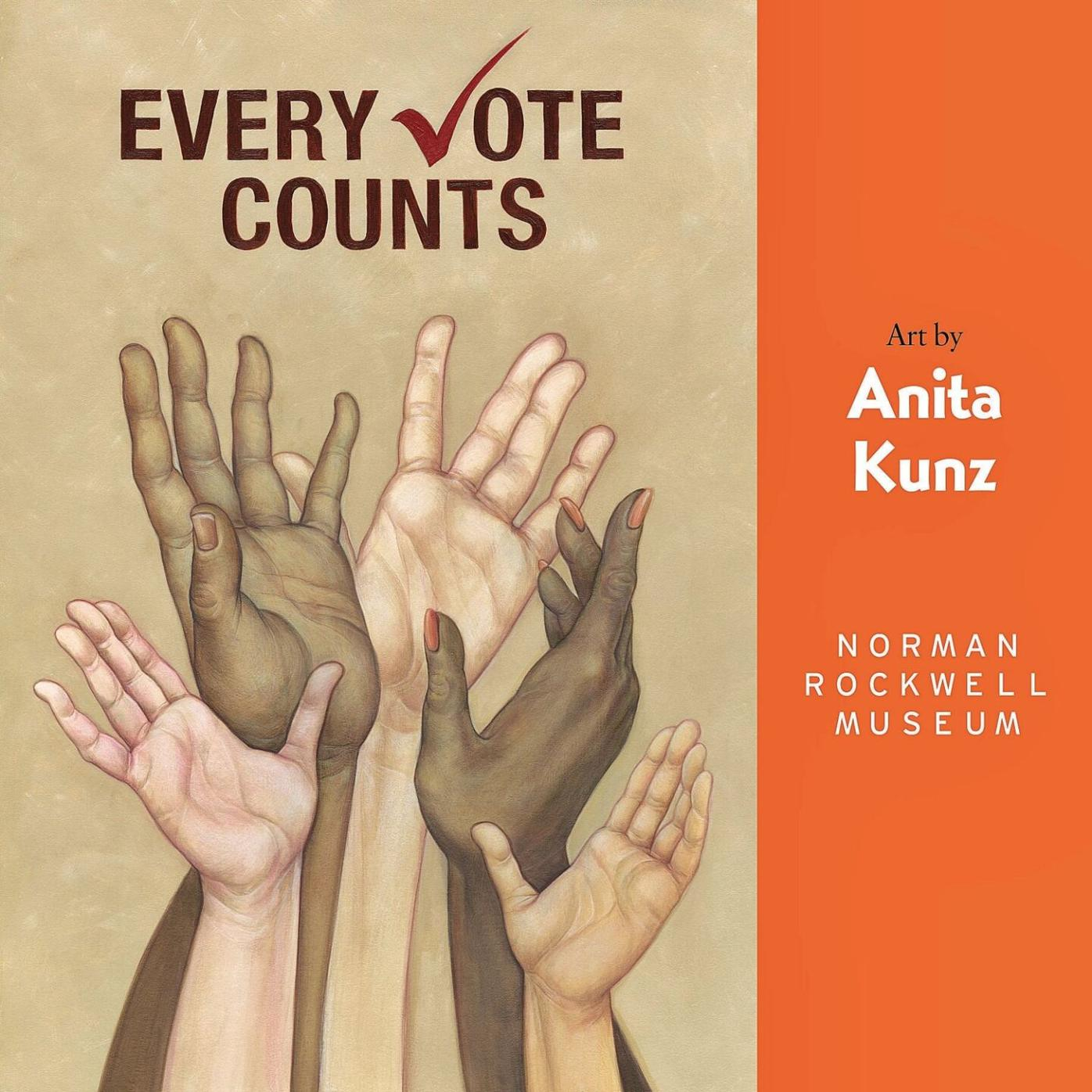 In a first, Norman Rockwell Museum enlists illustrators to inspire voters