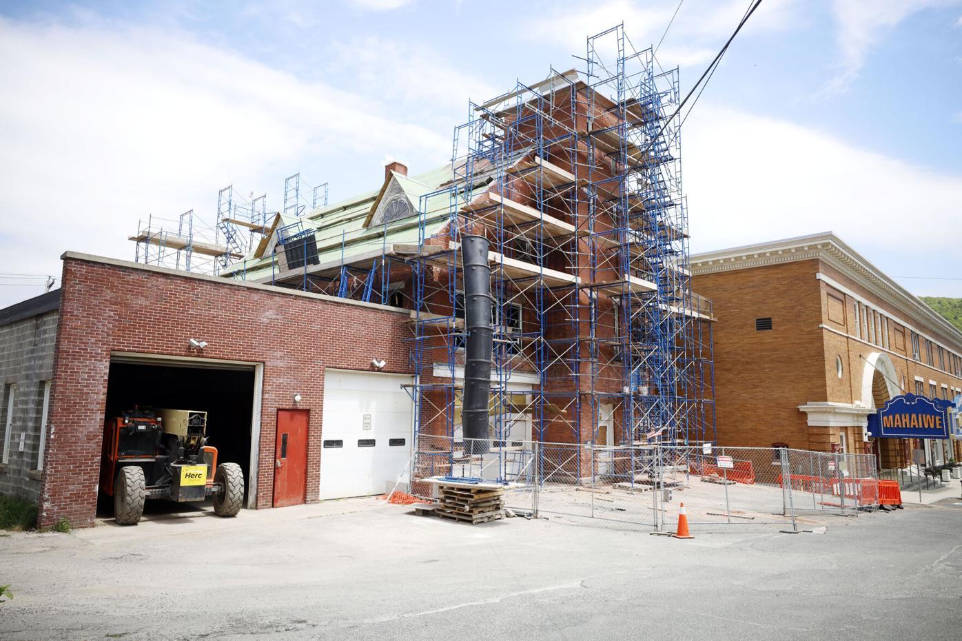 Castle Street Firehouse