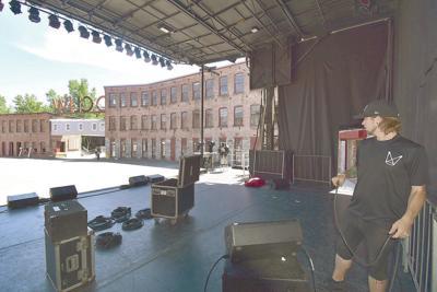 Solid Soundcheck: Mass MoCA, North Adams prepares for one big 'house party'