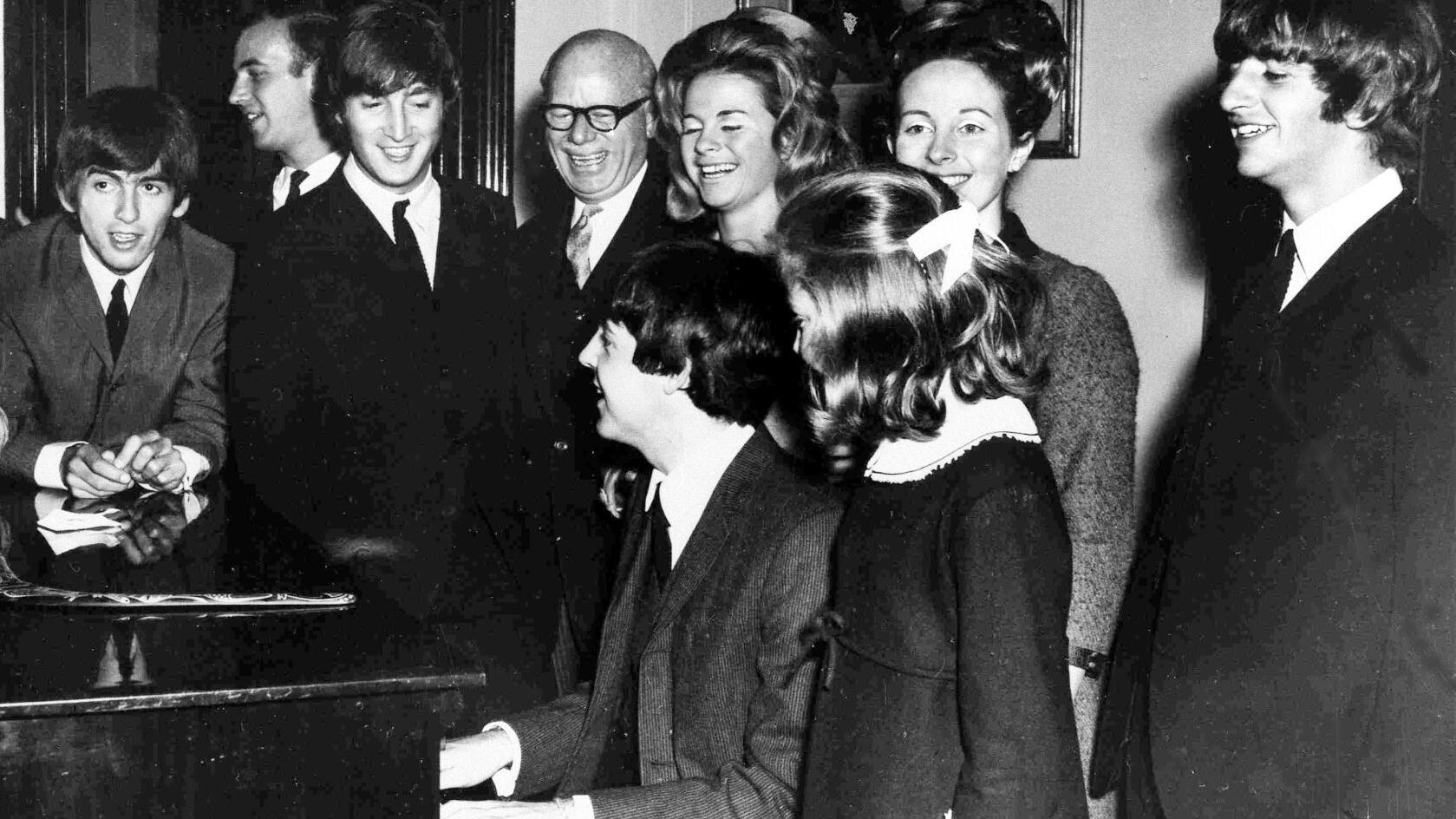 Australia The Beatles