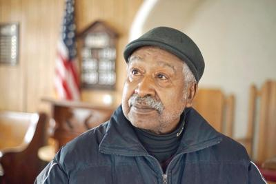 Nonprofit Center honors Wray Gunn, head of church restoration effort