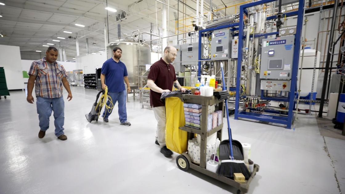 For Berkshire Sterile Manufacturing, partnership with BCArc provides a clean break