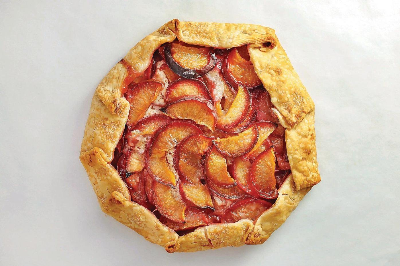 Make a galette ... it's as easy as, well, pie