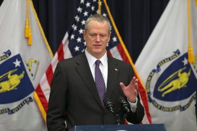 WATCH: Gov. Charlie Baker to give COVID-19 update at 2 p.m.