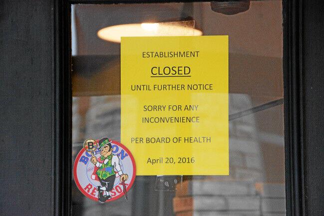 North Adams restaurant closure reveals backlog in city inspections