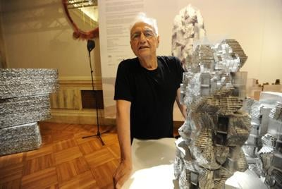 Famed architect Frank Gehry to design Extreme Model Railroad and Contemporary Architecture Museum