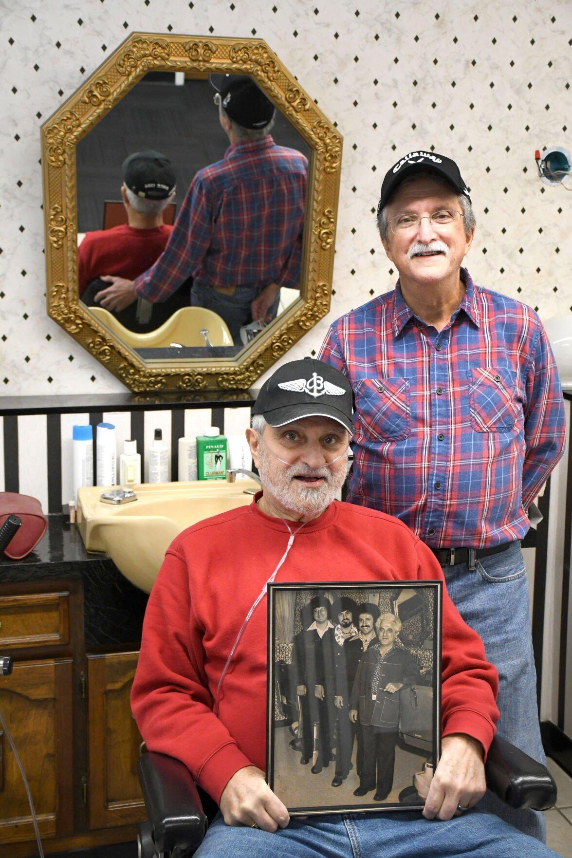Ferris Brothers retire