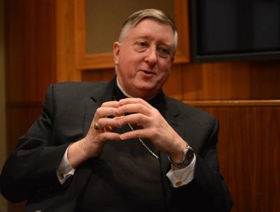 Springfield bishop Mitchell T. Rozanski named to top post in St. Louis