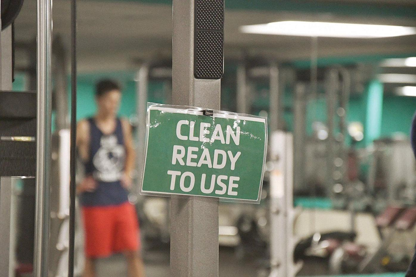 With phase 3 underway, Berkshire gyms getting back in shape