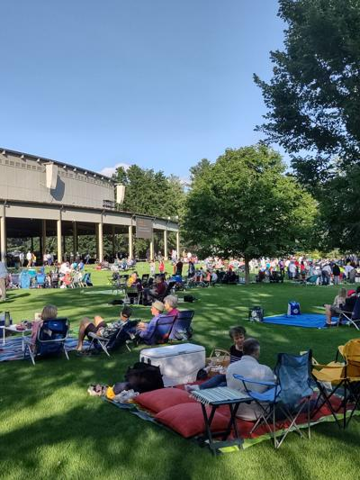 Tanglewood concert-goers fill the lawn for the Boston Pops July 4th Spectacular (copy)