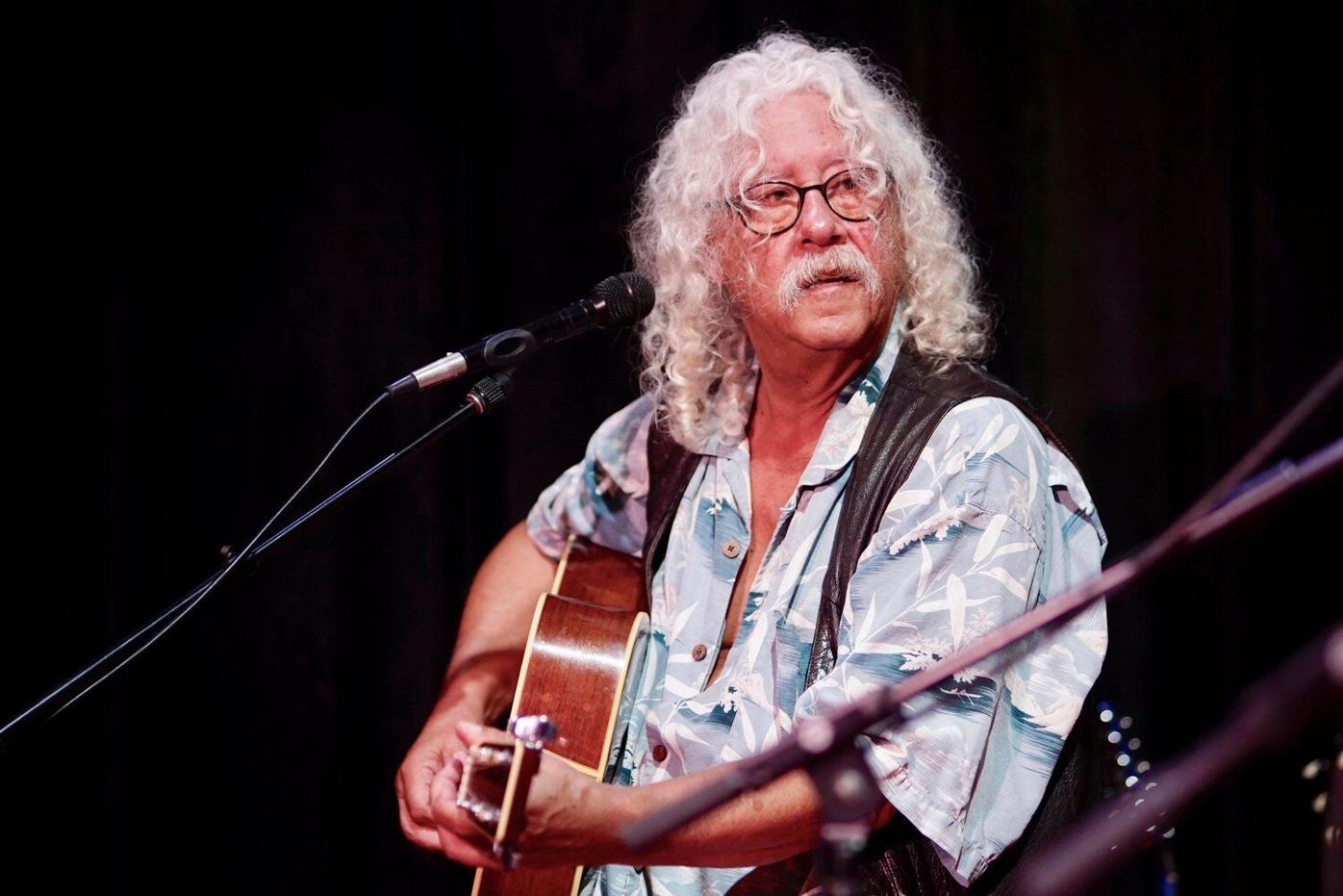 A look back at the original Eagle story about Arlo Guthrie's arrest
