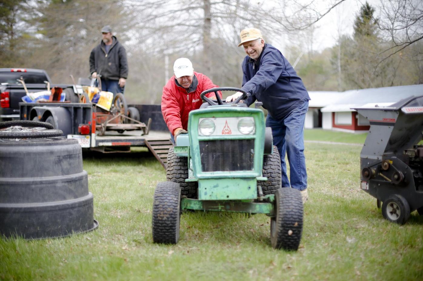 Farm Auction Setup