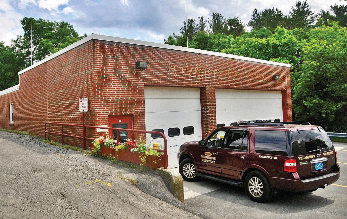 Williamstown taking slow but steady process on new fire station
