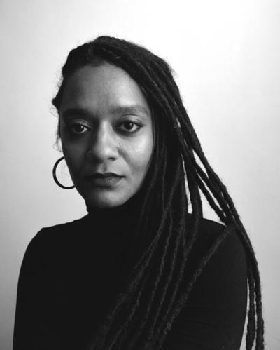 Author, street artist and activist Tatyana Fazlalizadeh