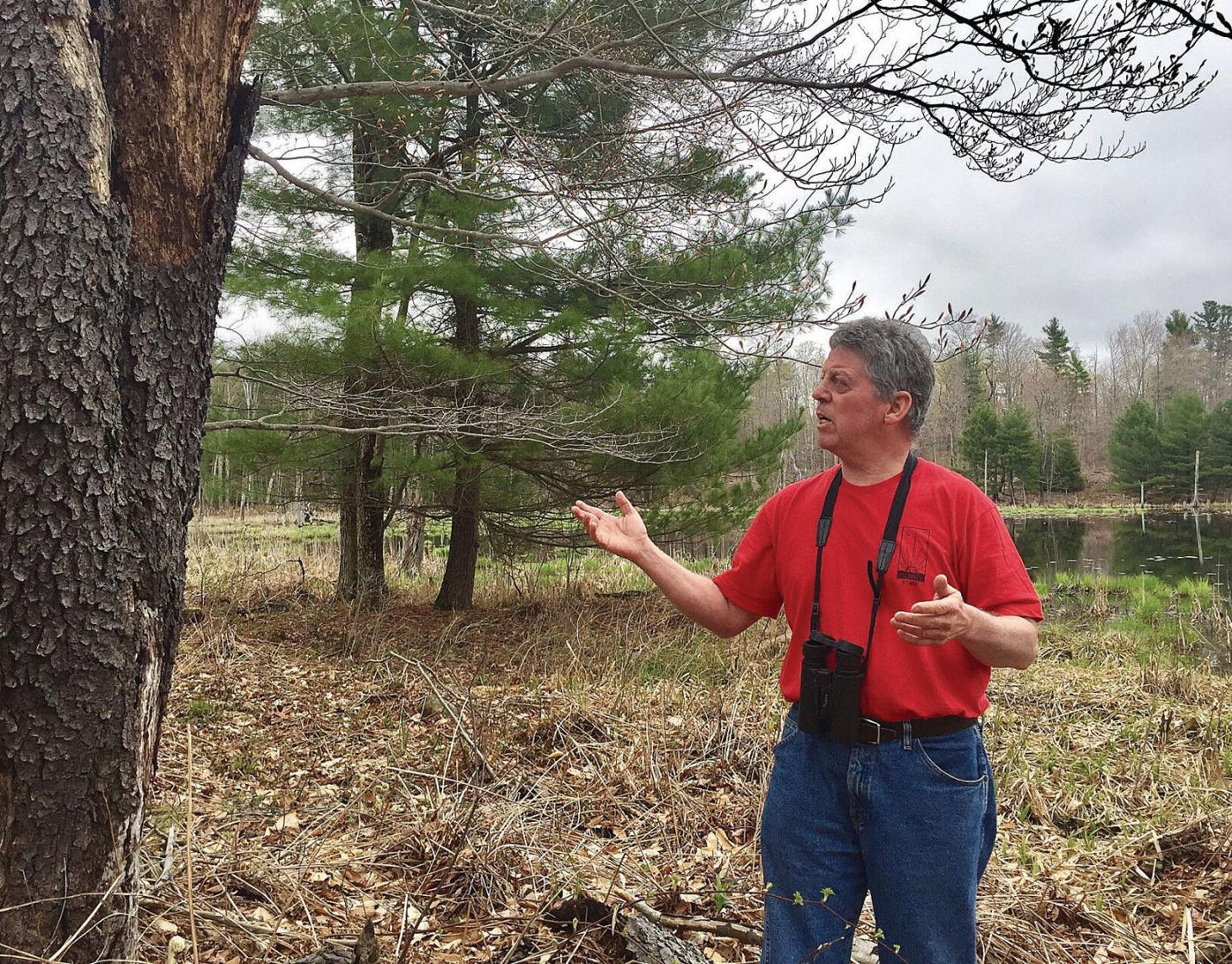 With pipeline work looming, anxiety mounts in Sandisfield