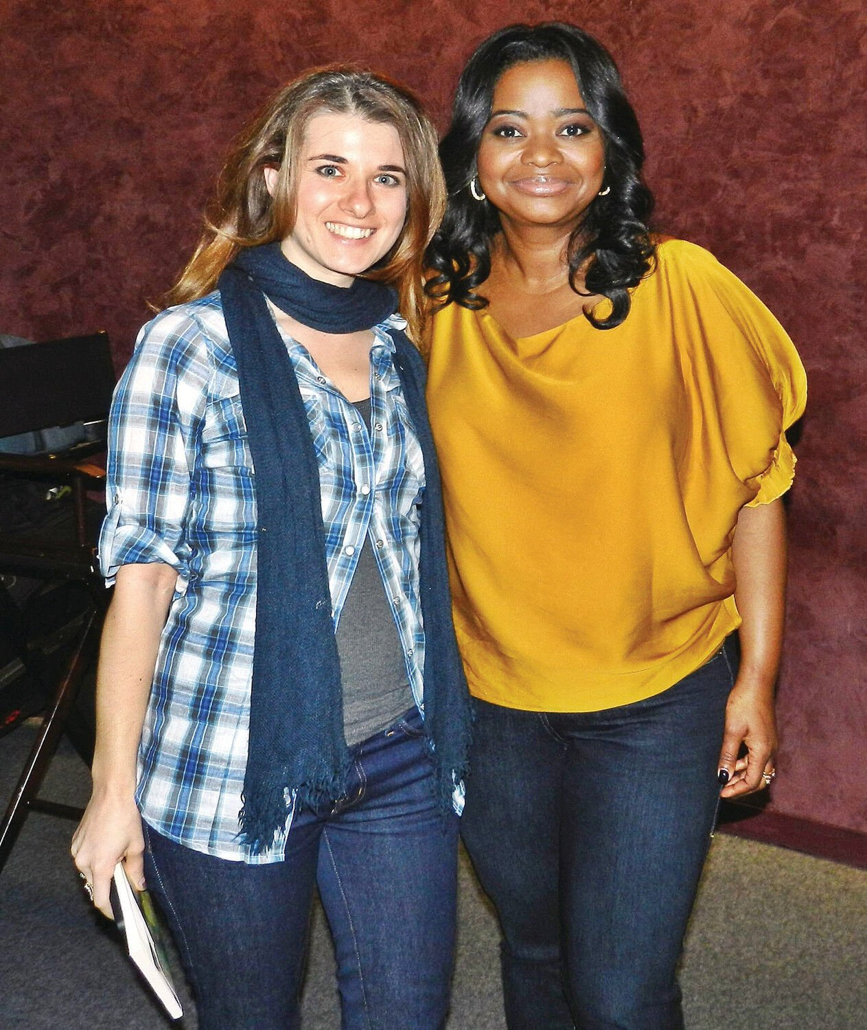 Octavia Spencer signs on as executive producer of local film, 'Mumbet'