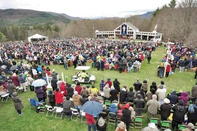 Thousands to gather for Divine Mercy events in Stockbridge