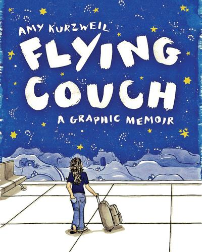 Richmond author's 'Flying Couch' is wonderful graphic memoir