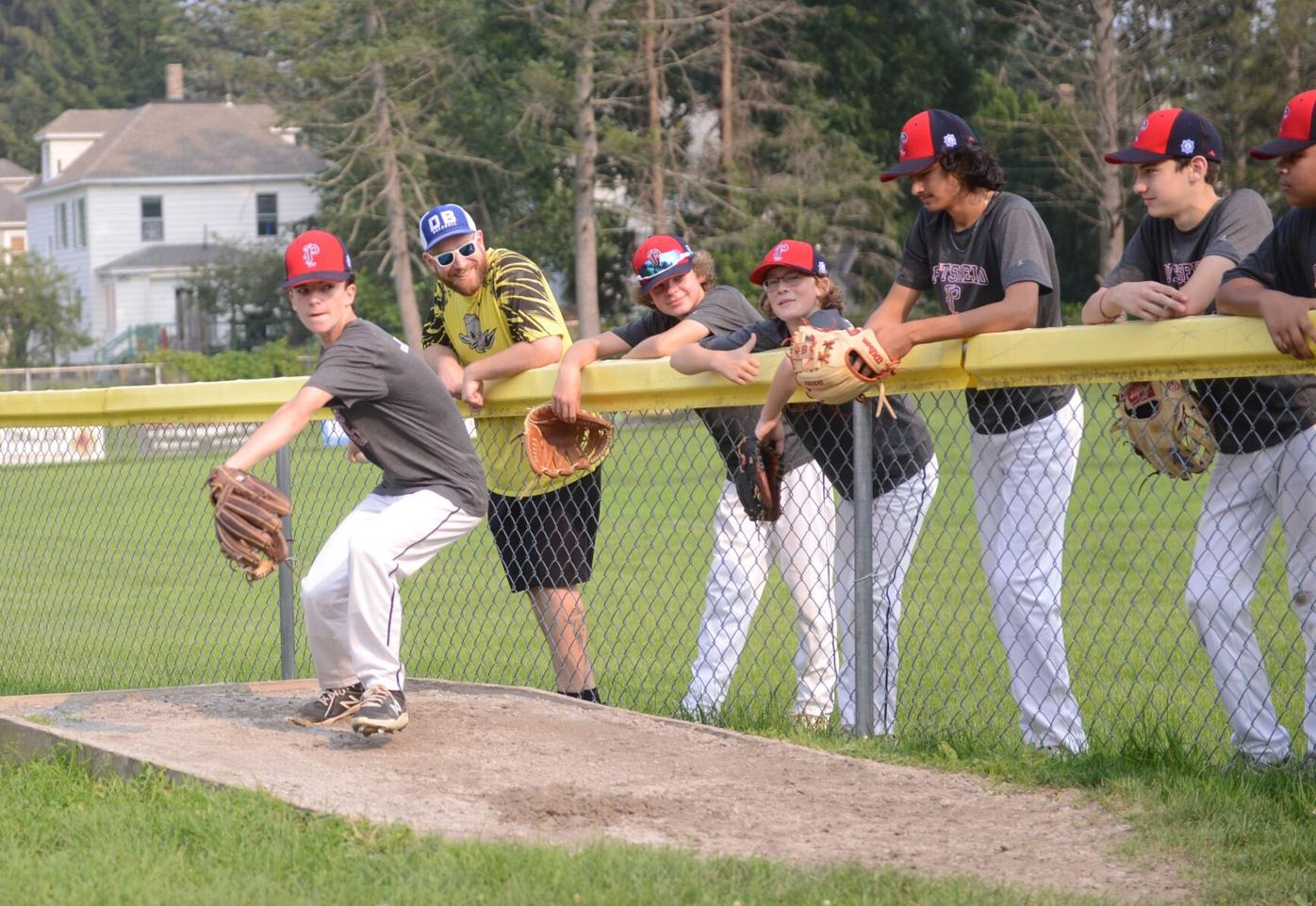 Pittsfield 14s pitching