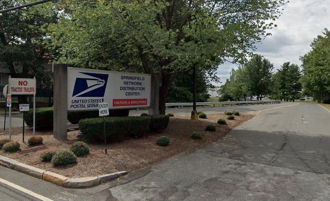 Springfield Network Distribution Center USPS 2