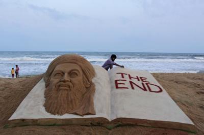 APTOPIX India Bin Laden