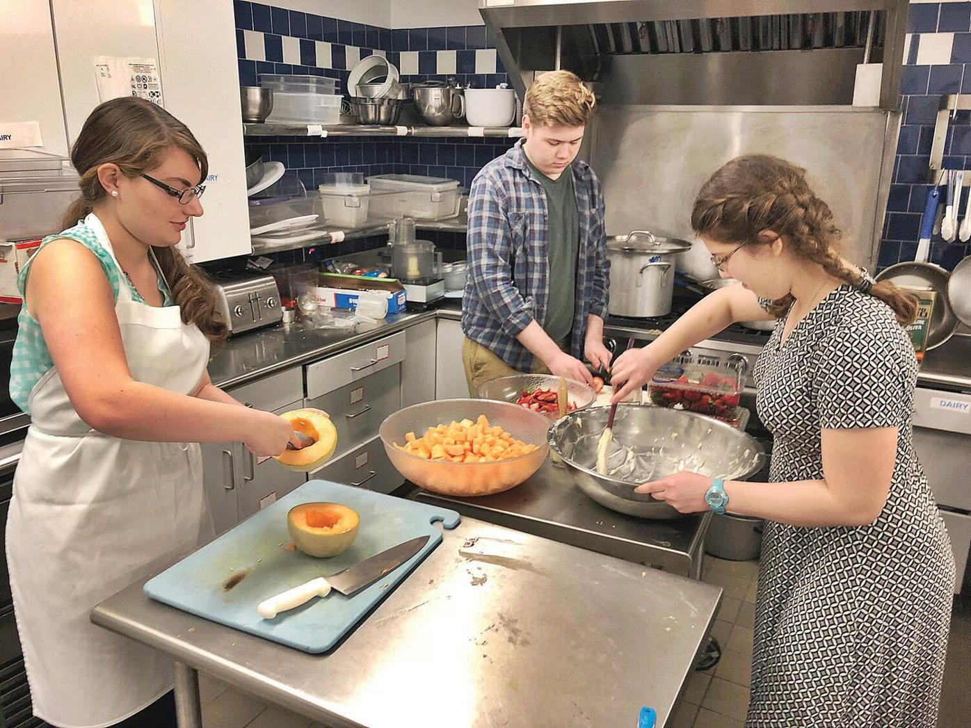 Shabbat at Williams College is a community effort