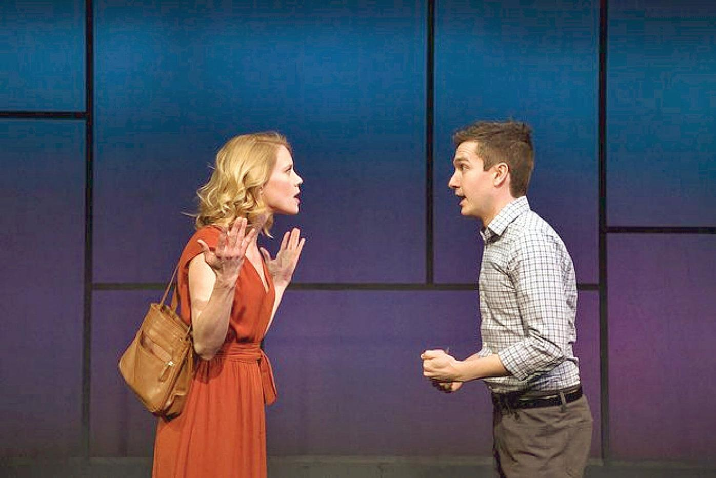 In Barrington Stage Company's '10X10 Plays,' good things do, indeed, come in small packages