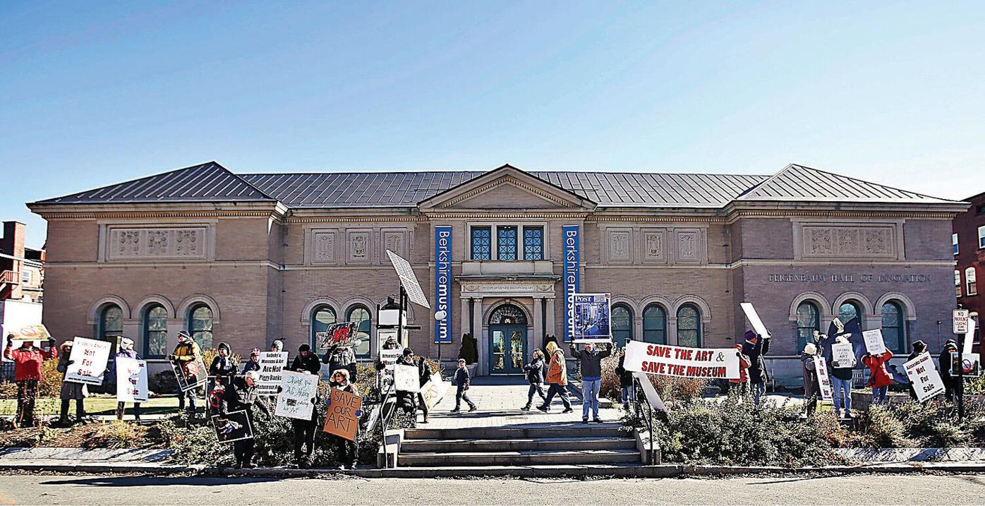 Top Stories of 2017: Berkshire Museum's planned art sale draws national attention