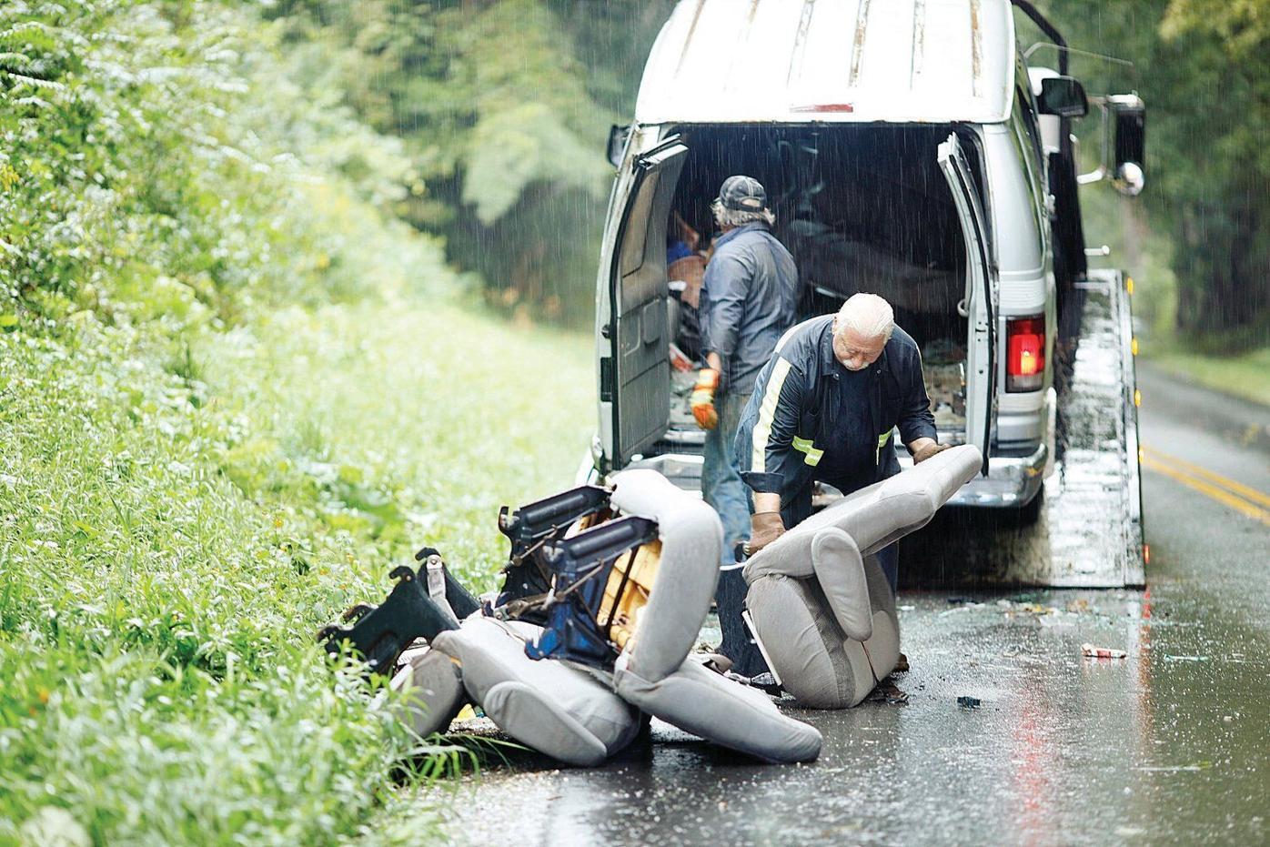 5 injured in Lanesborough crash
