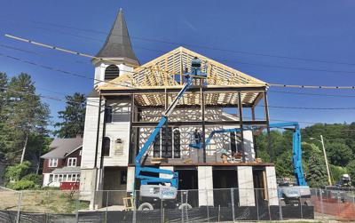 As another retail pot shop eyes Great Barrington, a 'Highminded' reimagining of Main St. church