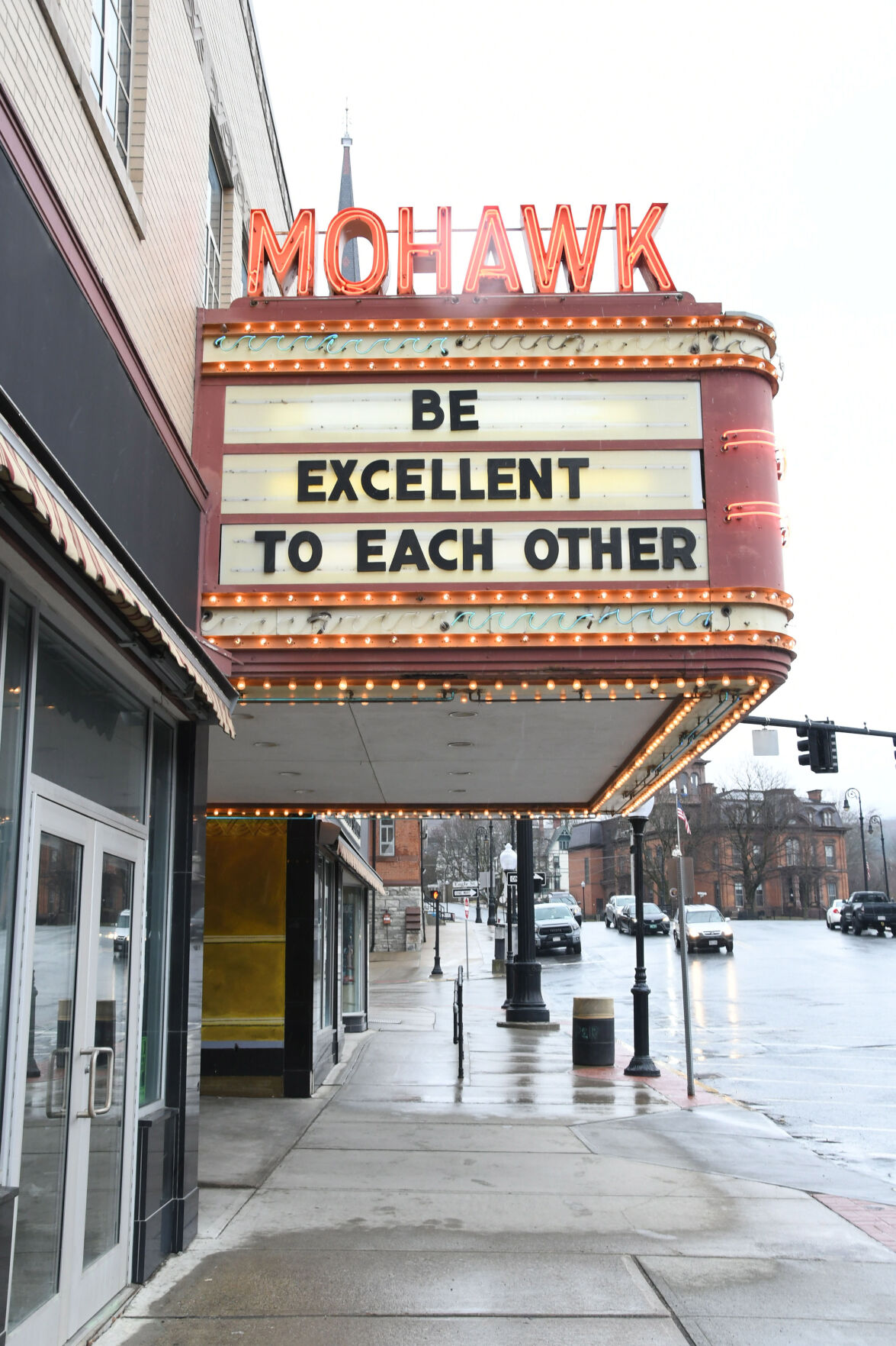 Mohawk Marquee