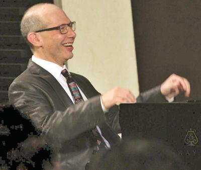 Berkshires Jazz bringing Ted Rosenthal Trio to Berkshire Museum