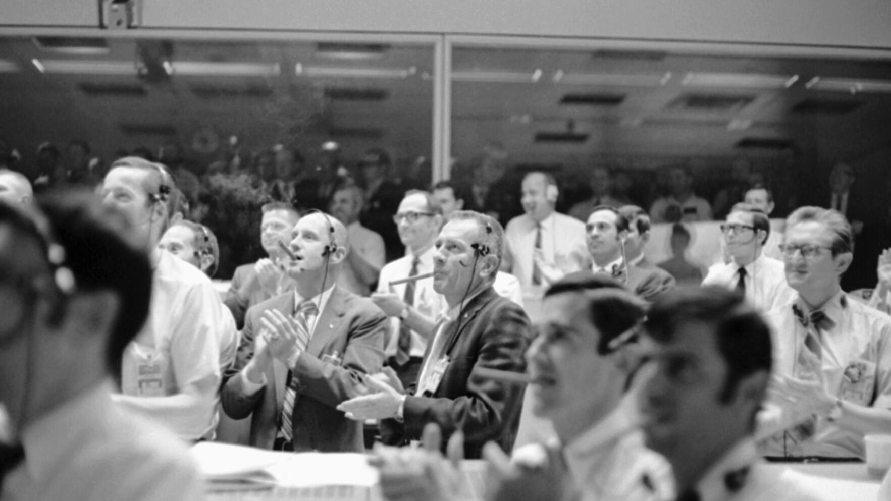 Apollo 13 Mission Control 1970