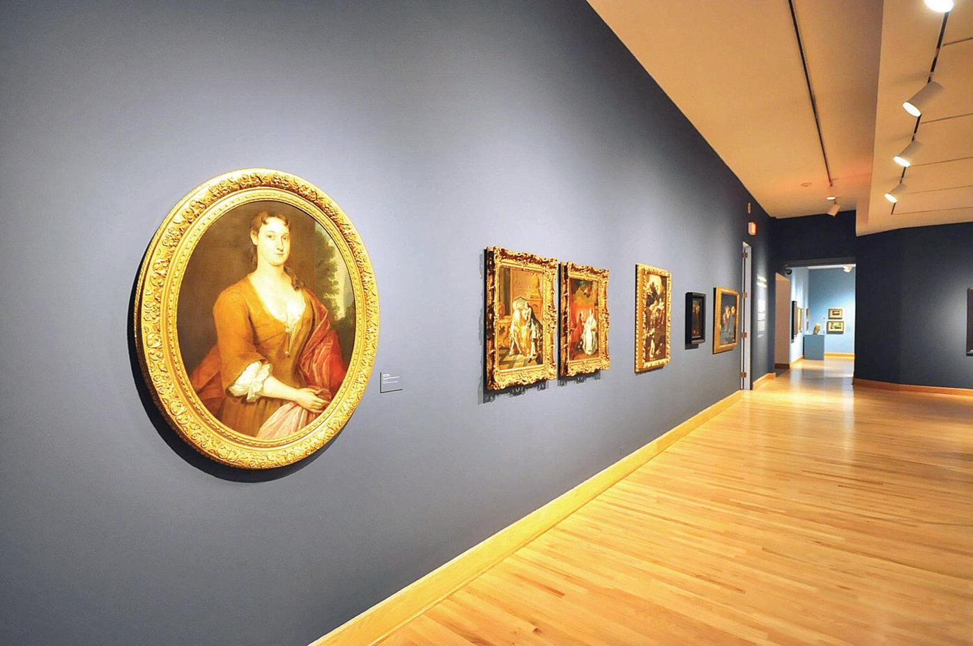 How large is the diversity gap in art museums' collections?
