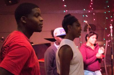 Enuf is enough at Barrington Stage Co.