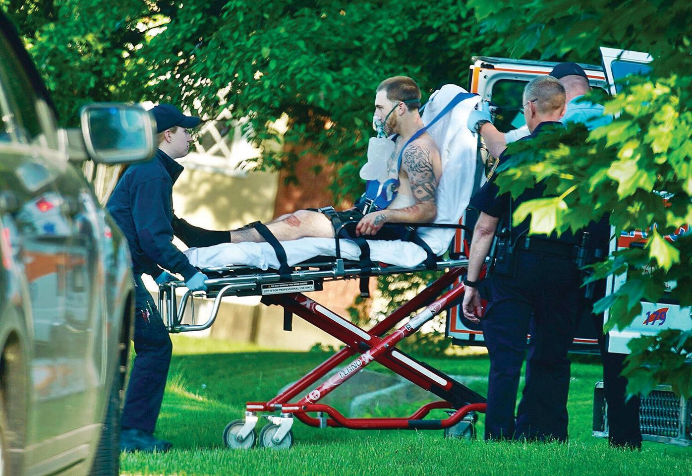 Two men shot at Elm Street home in Pittsfield
