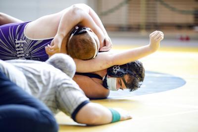 Taconic vs. Holyoke Wrestling