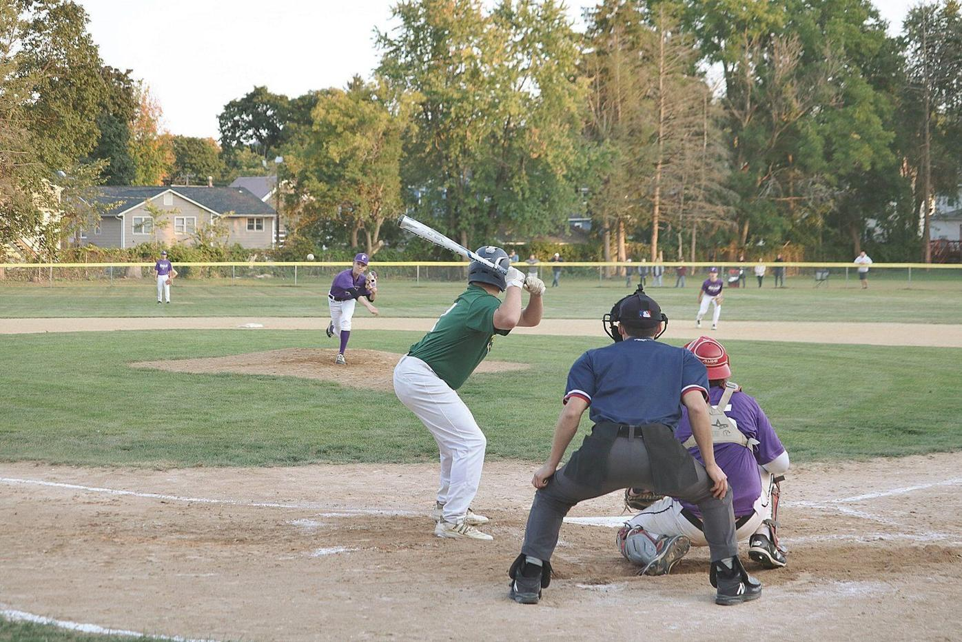 Pittsfield downs rival Taconic in Senior Babe Ruth fall baseball showdown