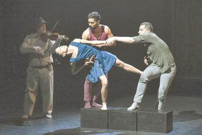 Review: Pursuits of happiness at Jacob's Pillow