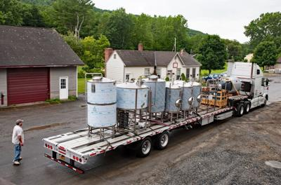 New brewery in Hillsdale can get fermenting with arrival of 'brewhouse'