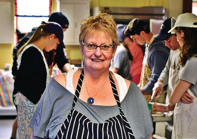 Berkshire Food Project's leader retiring after 24 years in the kitchen